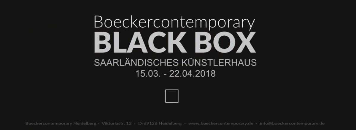 foto Black Box Saarländisches Kunsthaus