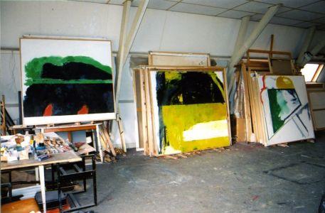 Peter Geerts - 2006 atelier foto | studio pic