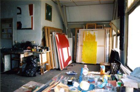 Peter Geerts - 2006 atelier foto   studio pic