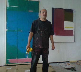 Peter Geerts - 2008 atelier foto   studio pic