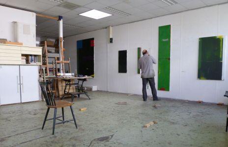 Peter Geerts - 2010 atelier foto   studio pic