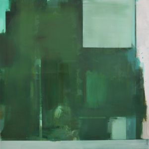 Peter Geerts - 2020 untitled 160 x 160 cm oil/canvas